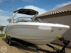 Used Chaparral 257 SSX 50th Anniversary Edition Bowrider Boat For Sale