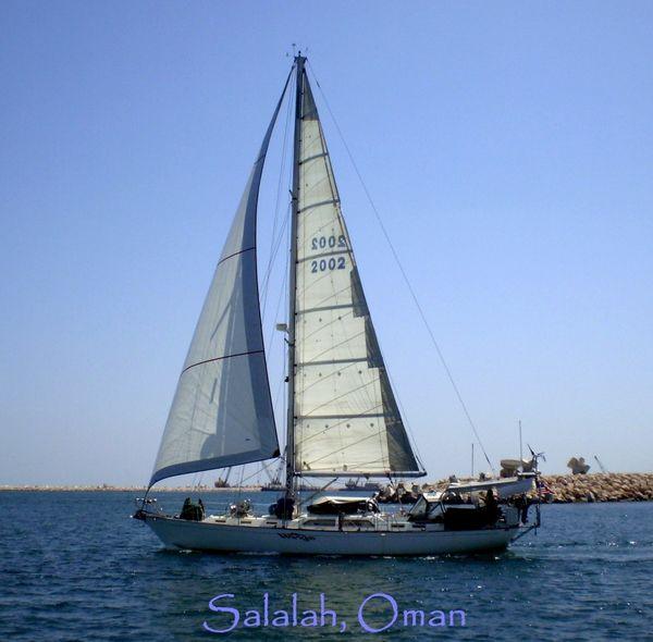 Used Frers 48' Semi-Custom Sloop Cruiser Sailboat For Sale