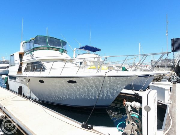 Used Californian 48 Cockpit MY Aft Cabin Boat For Sale