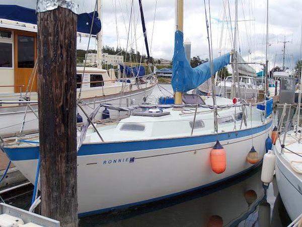 Used Nicholson Cruising Sloop Sailboat For Sale