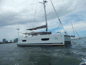Used Fountaine Pajot Lucia Catamaran Sailboat For Sale