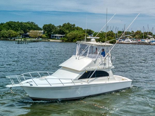 Used Egg Harbor Sport Yacht Sports Fishing Boat For Sale