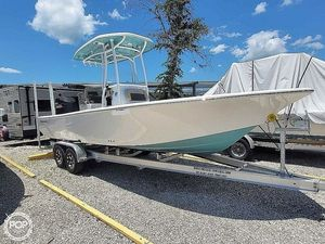 Used Tidewater 2300 Carolina Bay Center Console Fishing Boat For Sale