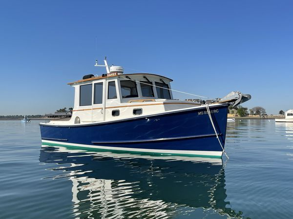 Used Custom North Shore Downeast 25 Other Boat For Sale