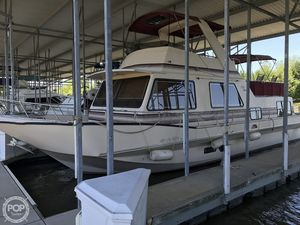 Used Holiday Mansion 46 House Boat For Sale