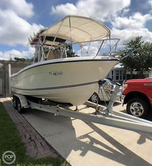 Used Cape Craft 2200 WI Center Console Fishing Boat For Sale