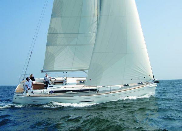 Used Dufour 450 Grand Large Motorsailer Boat For Sale