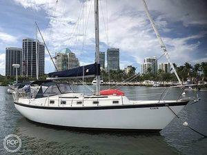 Used Endeavor E37-B Motorsailer Sailboat For Sale