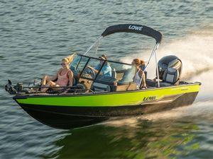 New Lowe FM 1800 WT Freshwater Fishing Boat For Sale
