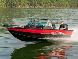 New Lowe FM 1775 WT Freshwater Fishing Boat For Sale