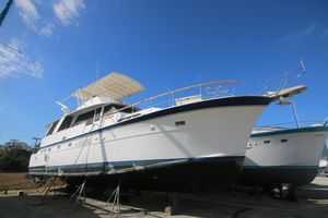 Used Hatteras Yacht Fish Cruiser Boat For Sale