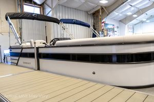 New Crest LX 220 SLC Pontoon Boat For Sale