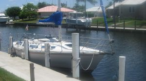 Used Catalina Cruiser Racer Sloop Sailboat For Sale