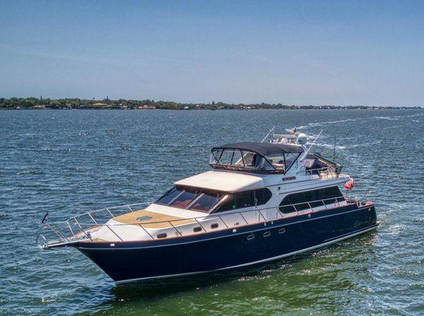 Used Ocean Alexander 610 Pilothouse Motor Yacht For Sale