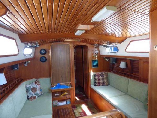Used Cavalier 39 Sloop Sailboat For Sale
