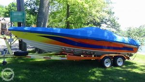Used Checkmate Convincor High Performance Boat For Sale
