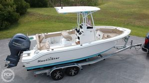 Used Nauticstar Legacy 2102 Center Console Fishing Boat For Sale