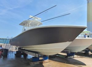Used Yellowfin 320 Offshore Center Console Fishing Boat For Sale