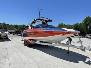 Used Supra SE550 Ski and Wakeboard Boat For Sale