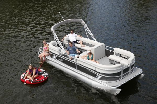 New Sunchaser VISTA 20LR Pontoon Boat For Sale