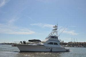Used Cheoy Lee Sportfish Sports Fishing Boat For Sale