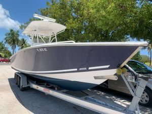 Used Jupiter 31' Open fisherman Center Console Fishing Boat For Sale