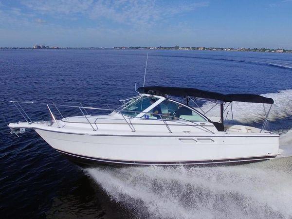 Used Tiara Yachts 2900 Coronet Cruiser Boat For Sale