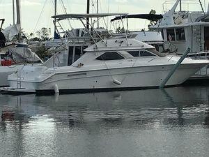 Used Sea Ray Estate Disposal Cruiser Boat For Sale