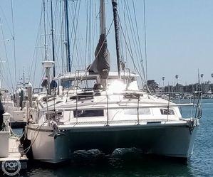 Used Solaris 42 Catamaran Sailboat For Sale