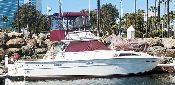 Used Sea Ray 390 Sport Fisherman Sports Fishing Boat For Sale