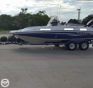 Used Tracker Tahoe 215 Center Console Fishing Boat For Sale