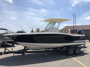Used Scout 255LXF Center Console Fishing Boat For Sale