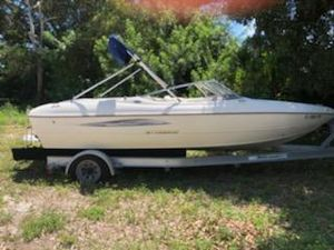 Used Stingray Bow Rider Bowrider Boat For Sale