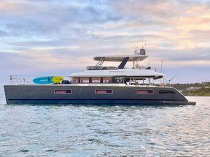 Used Lagoon Power Catamaran Boat For Sale