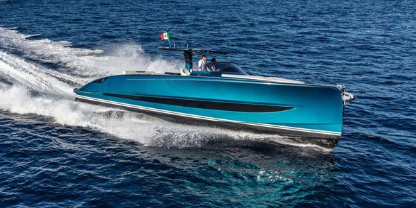 New Solaris SP 48 Open Motor Yacht For Sale