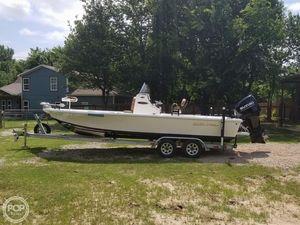 Used Sea Pro 248 DLX Center Console Fishing Boat For Sale