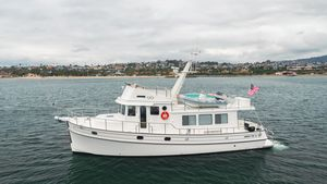 Used Nordic Tugs 54 Trawler Boat For Sale