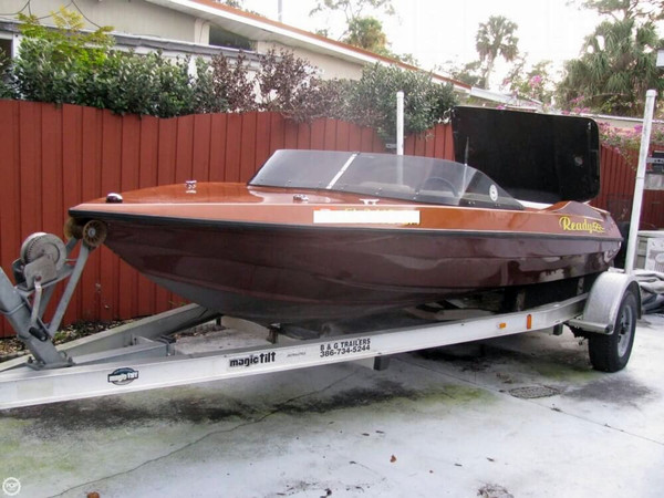 Used Rally 16 High Performance Boat For Sale
