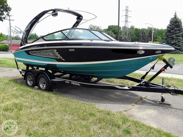 Used Regal RX 2100 Surf Ski and Wakeboard Boat For Sale