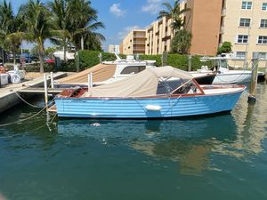 Used Chris-Craft Open Roundabout Runabout Boat For Sale