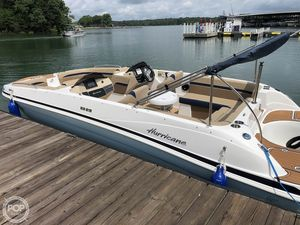 Used Hurricane SS 218 Deck Boat For Sale