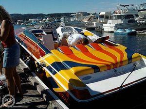 Used Donzi Daytona 33 High Performance Boat For Sale