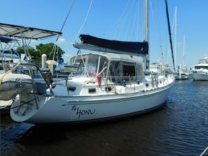 Used Brewer 44 Center Cockpit Cutter Sailboat For Sale