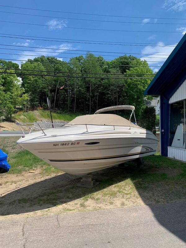 Used Sea Ray 215EC Express Cruiser Boat For Sale