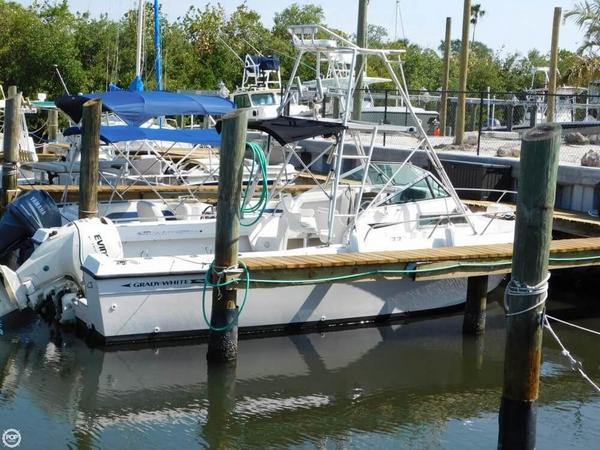 Used Grady-White Offshore 240 Walkaround Fishing Boat For Sale