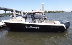 Used Sailfish 32 CC Center Console Fishing Boat For Sale
