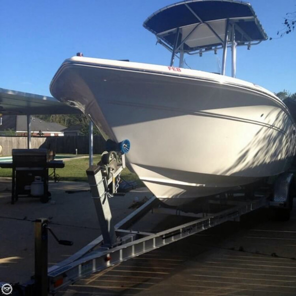 Used Sea Fox 216 Center Console Center Console Fishing Boat For Sale