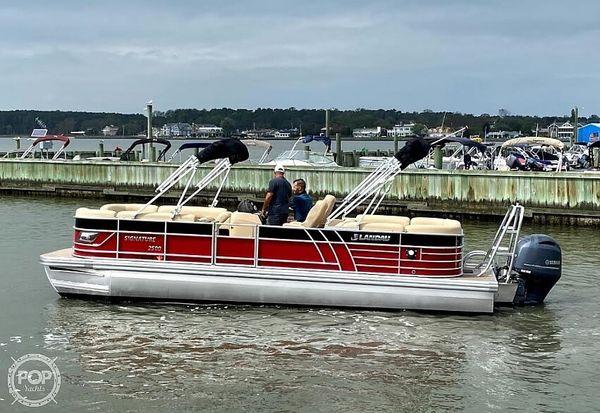Used Landau 2500 SIGNATURE CRUISE Pontoon Boat For Sale
