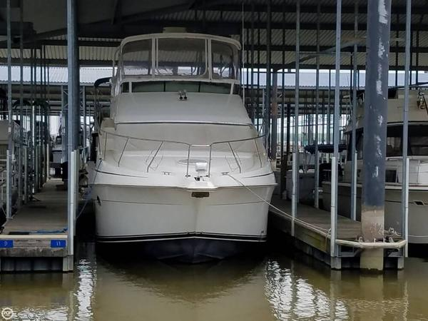 Used Silverton 35 MY Cruiser Boat For Sale