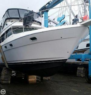 Used Bayliner 4587 Cockpit Motor Yacht Aft Cabin Boat For Sale